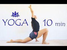 Yoga para TONIFICAR todo el cuerpo en 30 minutos   Clase 6 - YouTube