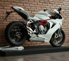 My dream bike, in case someone is feeling froggy...   Josh - Mv Agusta