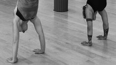 Want to work toward a safe and confident handstand?