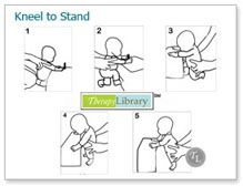 Facilitating Kneel to Stand in Infants