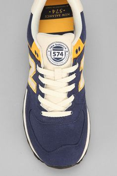 New Balance 574 Rugby Sneaker.