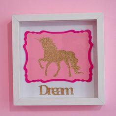 Magic Unicorn Frame