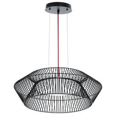 Eglo 94202 Piastre LED Black Cage 1 Lamp Pendant Light The Eglo 94202 is part of the Pendant Lighting range. Buy Eglo Indoor finished in Black. Lounge Lighting, Interior Lighting, Cool Lighting, Modern Lighting, Ceiling Pendant, Led Ceiling, Pendant Lighting, Pendant Lamps, Suspension Metal