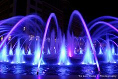 Dancing Water Fountain