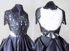 Rococo steampunk  dress