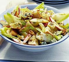 INDIAN, NON INDIAN RECIPE COLLECTION: Winter crunch salad