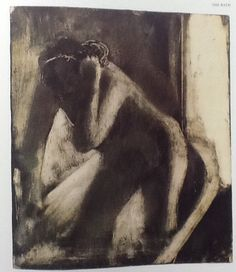 Degas Monoprints