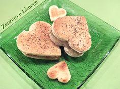 CROSTINI+con+CARCIOFI+e+ACETO+BALSAMICO,+ricetta+di+San+Valentino