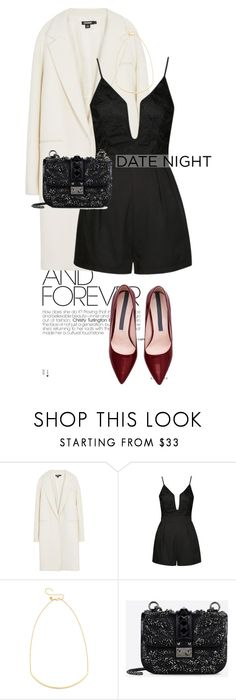 """daringly"" by perilousness-fashion on Polyvore featuring DKNY, Ally Fashion, Rebecca Minkoff, Valentino, women's clothing, women, female, woman, misses and juniors"