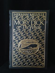 Collectible  Moby Dick /  The Whale Herman by CoCoBlueTreasures, $60.00