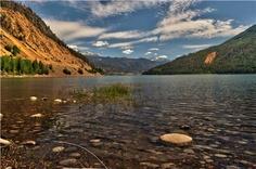 Carpenter Lake, B.C., Canada. #wilderness #Canada #travel