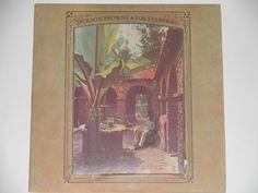"""Jackson Browne - For Everyman - """"These Days"""" - """"Take It Easy"""" - Asylum Records 1963 - Vintage Vinyl LP Record Album"""