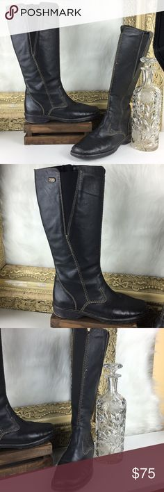 Remonte Dorndorf Women's All Weather Long Boots Size 8 x Excellent Condition x  see detailed photos and ask any questions before purchase remonte dorndorf Shoes Heeled Boots