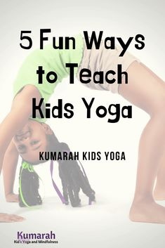 Teaching yoga to kids can be difficult and stressful. Learn how to teach them yoga in a class at school, an afterschool program, or even at a studio. Play games, tell stories, teach a yoga sequence and more. Teaching Yoga To Kids, Have Fun Teaching, Teaching Activities, Yoga For Kids, Teaching Strategies, Teaching Tips, Movement Activities, Motor Activities, Kids Moves