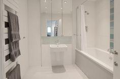 Prior Bank Blockley Modern Bathroom