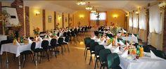 Dom Weselny w Moszczenicy u Pasonia Dom, Conference Room, Table, Furniture, Home Decor, Decoration Home, Room Decor, Tables, Home Furnishings