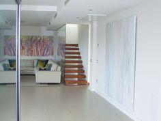 Divider, Loft, Bed, Furniture, Home Decor, Canvases, Pintura, Decoration Home, Stream Bed