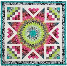 Bella Vita Star Quilt Pattern