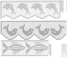 Resultado de imagem para pinterest croche file colchas