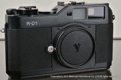 EPSON R-D1 6.1MP Rangefinder Digital Camera Body Excellent+ #Epson