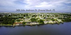 Central Florida Luxury Homes & Mansions  | Outside Orlando in nearby Ormond Beach #LuxuryRealEstate #Waterfront #Riverfront #HalifaxRiver Homes For Sale | Joyce Marsh Real Estate #Coast & Luxury Homes | www.JoyceMarshHomes.com