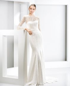 Vestido novia Jesús Peiró Ref.6016