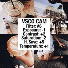 เทคนิคแต่งภาพแบบชิคๆ กับ VSCOCAM | Look Book | Street Fashion in Thailand