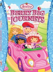 Amazon.com: Strawberry Shortcake: Berry Big Journeys: Strawberry Shortcake: Movies & TV