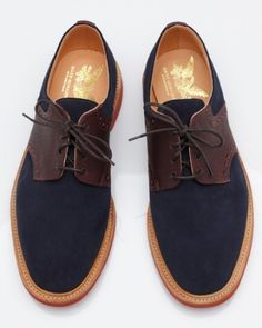 NeedSupply.com / Mark Mcnairy / Suede Saddle ($200-500) - Svpply