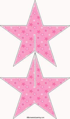 Estrellas entrelazadas.