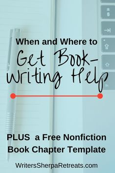Book Writing Help -- Click to get a free nonfiction book chapter template! Writing tips, writing inspiration, make money writing, become an author, write a book, write a nonfiction book, write a self help book, book writing help Make Money Writing, Start Writing, Writing Help, Writing Skills, Writing A Book, Writing Prompts, Blog Writing Tips, Creative Writing Tips, Writing Workshop