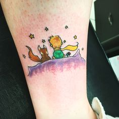 Little Prince Tattoo
