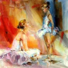 Anna Razumovskaya Future Dreams painting is shipped worldwide,including stretched canvas and framed art.This Anna Razumovskaya Future Dreams painting is available at custom size. Dream Painting, Figure Painting, Art Ballet, Anna Razumovskaya, Romantic Paintings, Cross Paintings, Dance Art, Art Studies, Anime Comics