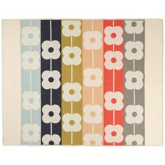 prachtige wollen plaid abacus flower