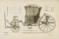 Horse Carriage, Bnf, Vintage Ephemera, Saddles, Miniatures, Diligence, Victorian, Printables, Horses