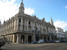 Havana - Gran Teatro de La Habana