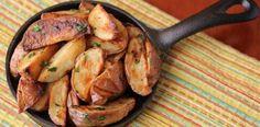 Lisa's Dinnertime Dish for Great Recipes! – Roasted Lemon Butter Red Potatoes