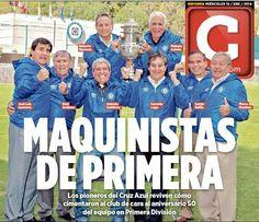 Los Campeones de Cruz Azul