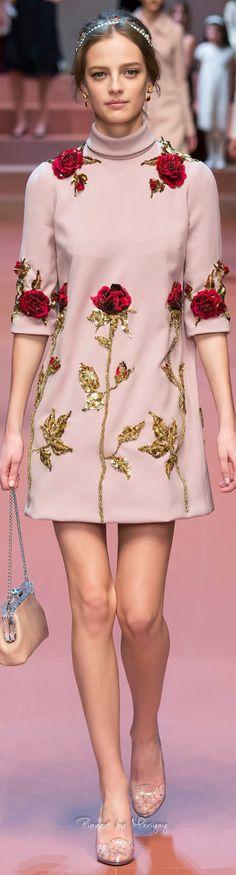 Dolce & Gabbana, Autumn/Winter 2015, Ready to Wear