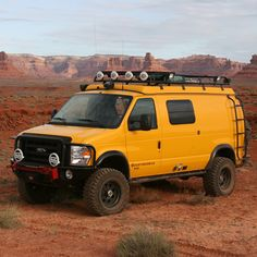 Ford E350 camper by Sportsmobile