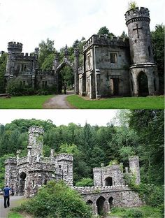 ballysaggartmore towers, lismore, co. waterford