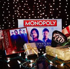 Hunting for the holidays? // Supernatural Merchandise