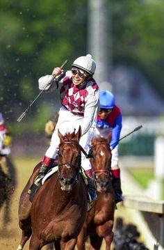 Funny Cide 2003 - Kentucky Derby & Preakness winner