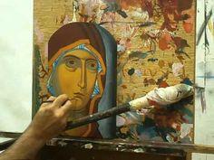 Mathimata Agiografias Part2 - Kursy malarstwa Część 2