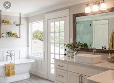 Bathroom - fixer upper inspired