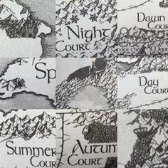 Is it just me or has anyone else spotted the little hidden treasures in the #acomaf map?