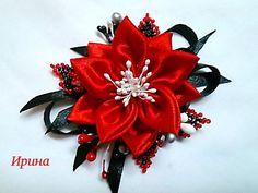Nice kanzashi flower