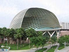 esplanade singapur
