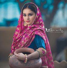 The Punjabi Folk Dance The Giddha And Jago Cultural
