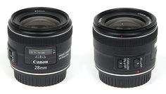 Canon EF 28mm f/2.8 USM IS - Wide prime lens